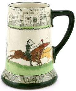 Bayeaux Tapestry Stein - Royal Doulton Seriesware