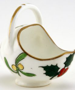 Christmas Mini Bucket Turkey - Royal Doulton Seriesware