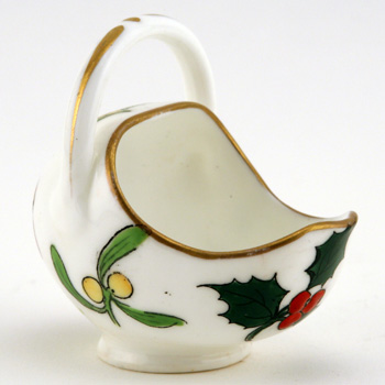 Christmas Mini Bucket Turkey - Royal Doulton Seriesware