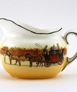 Coaching Creamer - Royal Doulton Seriesware