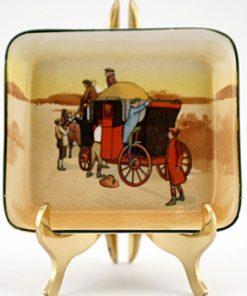 Coaching Pin Tray - Royal Doulton Seriesware