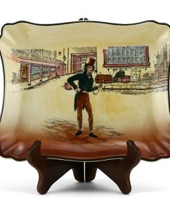 Dickens Alfred Jingle Tray - Royal Doulton Seriesware