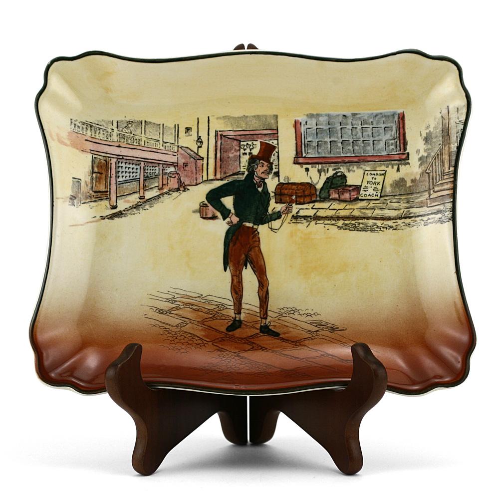 Dickens Alfred Jingle Tray - Royal Doulton Seriesware