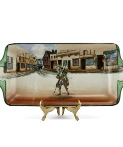 Dickens Barnaby Rudge Tray Medium - Royal Doulton Seriesware