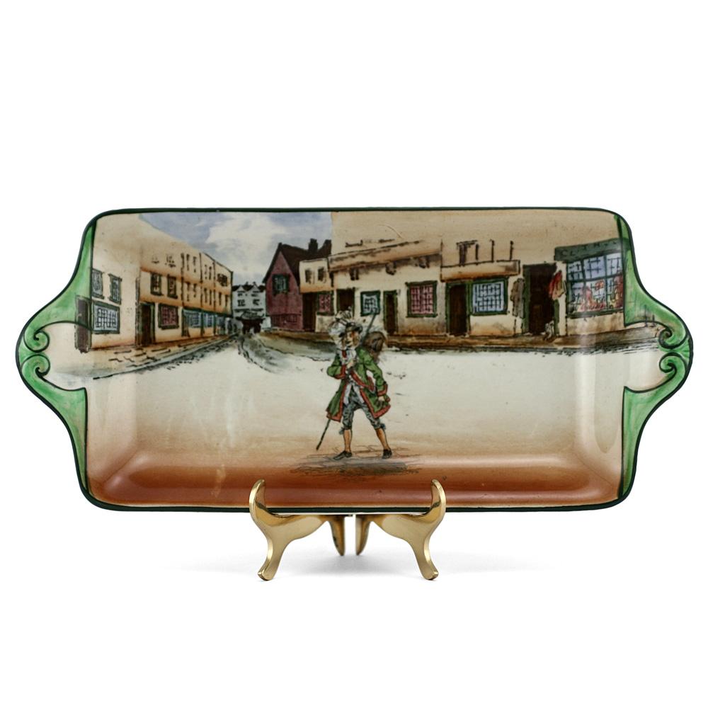 Dickens Barnaby Rudge Tray Medium - Royal Doulton Seriesware