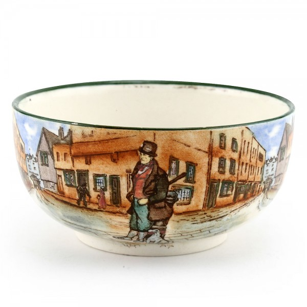 Dickens Bill Sykes Bowl, Mini - Royal Doulton Seriesware