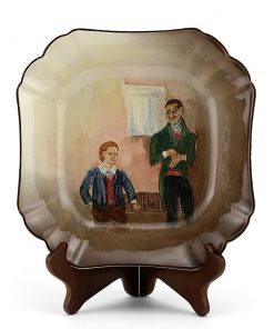 Dickens David Copperfield Uriah - Royal Doulton Seriesware