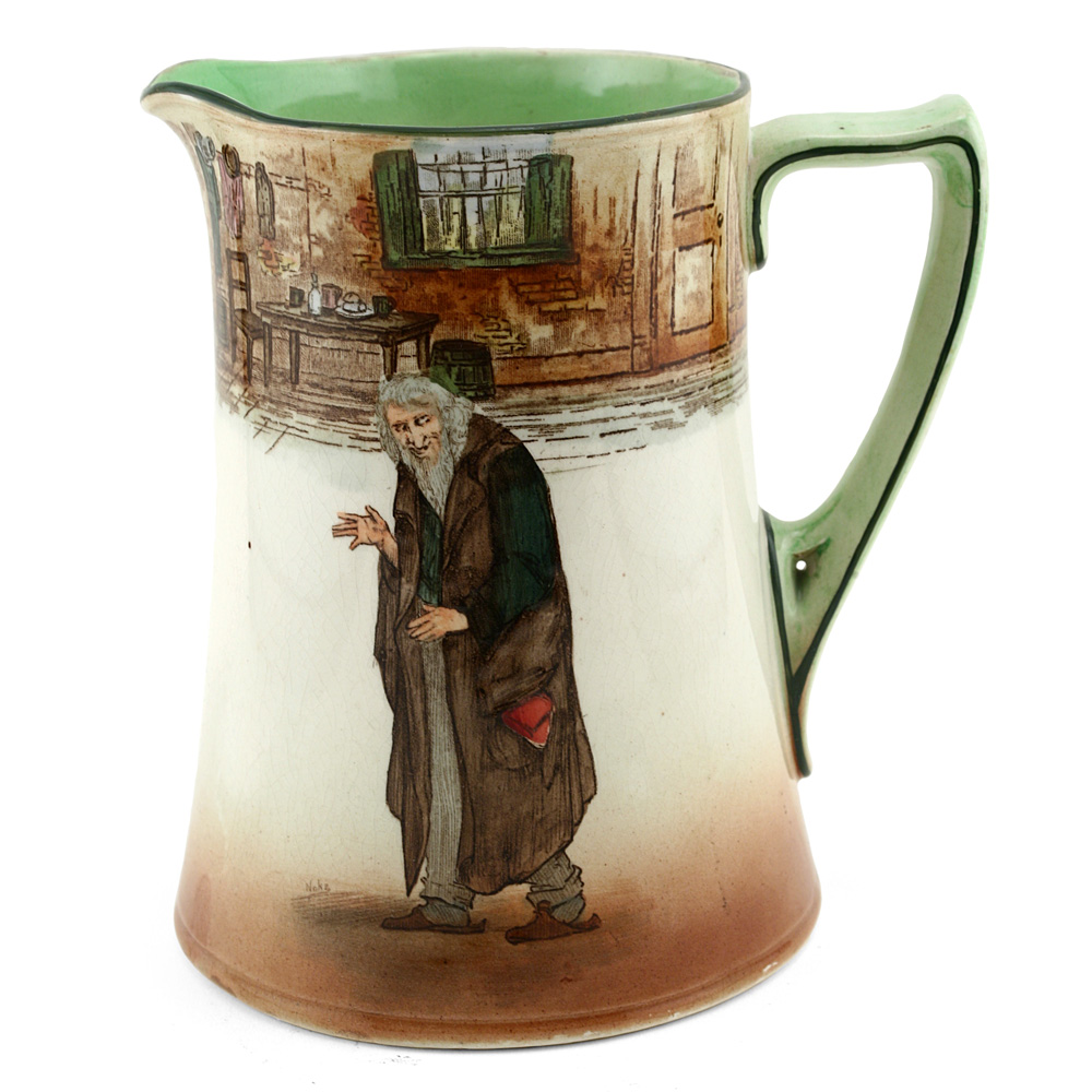 Dickens Fagin Pitcher - Royal Doulton Seriesware