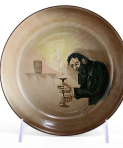 Dickens Fagin Relief Bowl - Royal Doulton Seriesware