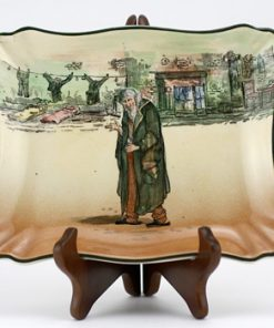 Dickens Fagin Tray - Royal Doulton Seriesware