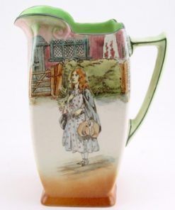 Dickens Little Nell Pitcher - Royal Doulton Seriesware
