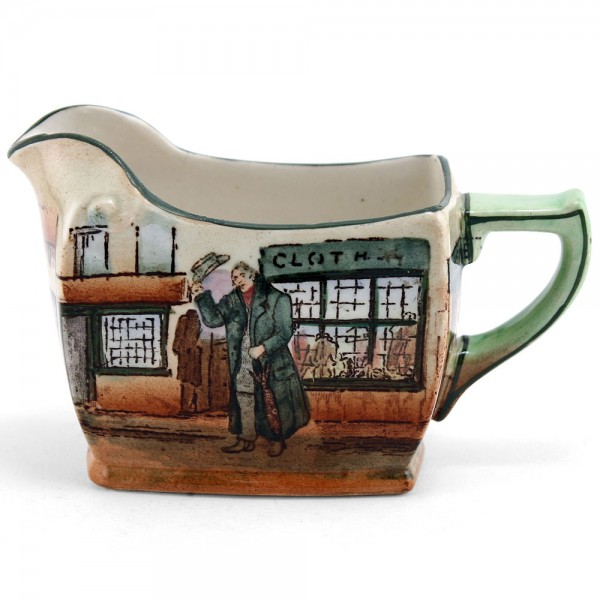 Dickens Mr Squeers Creamer - Royal Doulton Seriesware