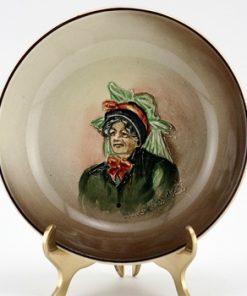 Dickens Mrs Bardell Dish - Royal Doulton Seriesware