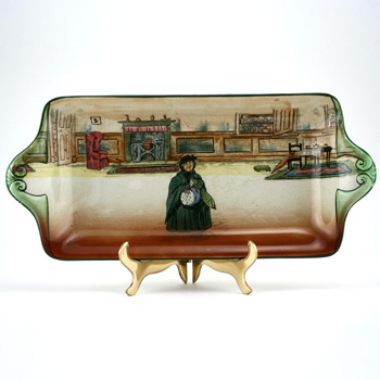 Dickens Sairey Gamp Tray Medium - Royal Doulton Seriesware