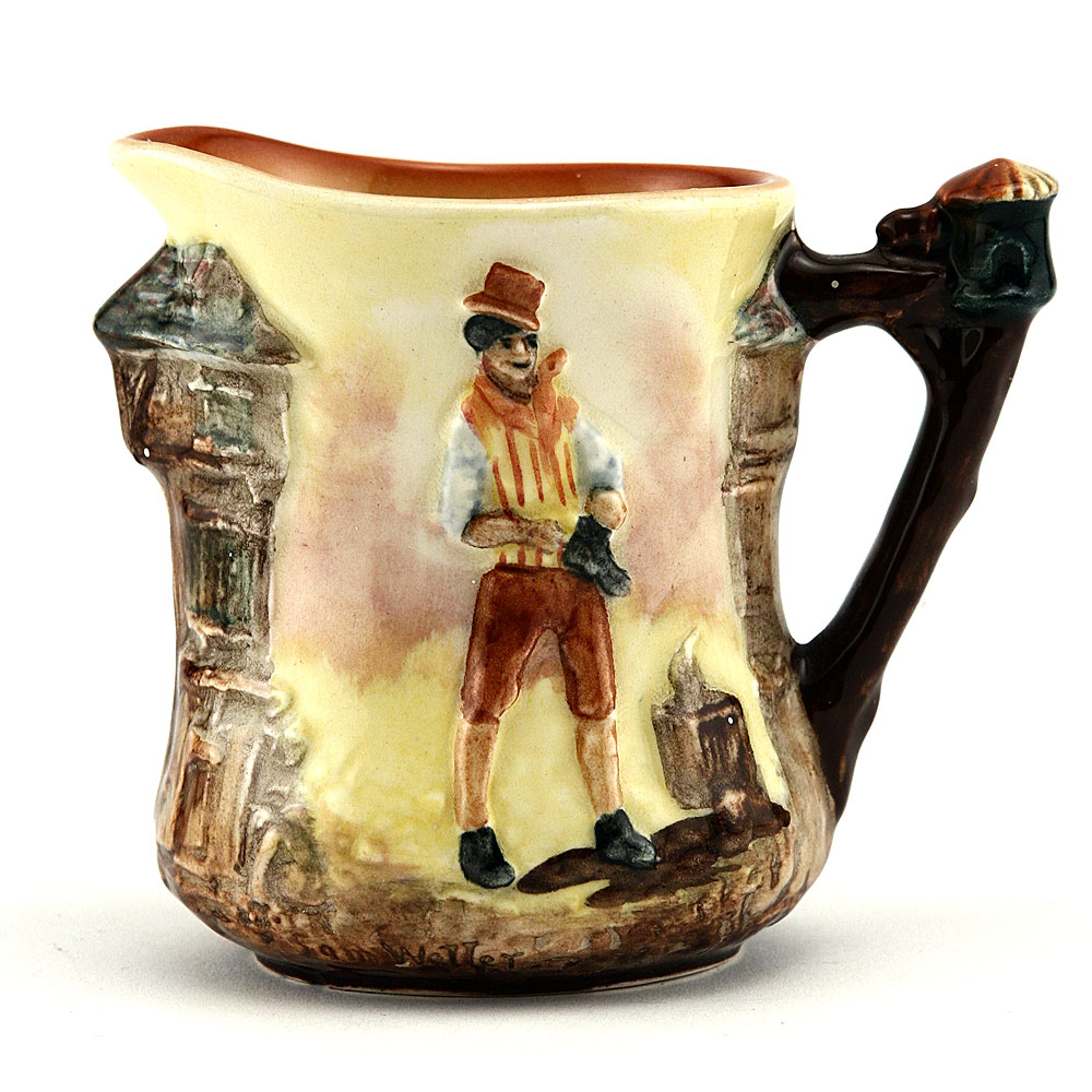 Dickens Sam Weller Mini Pitcher - Royal Doulton Seriesware