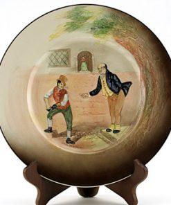 Dickens Sam Weller Pickwick Rel - Royal Doulton Seriesware