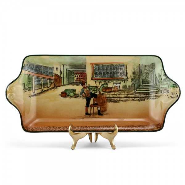 Dickens Sam Weller Tray Medium - Royal Doulton Seriesware
