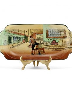 Dickens Sam Weller Tray Small - Royal Doulton Seriesware