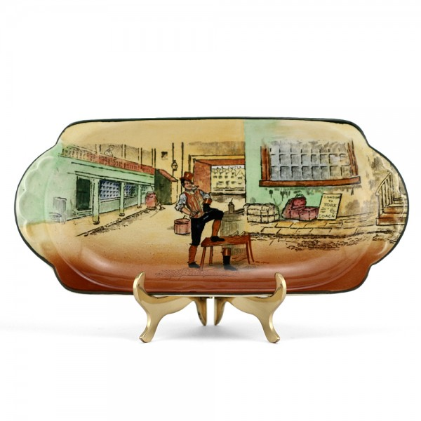 Dickens Sam Weller Tray Small - Royal Doulton Seriesware