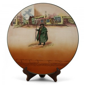 Dickens Tony Weller Charger - Royal Doulton Seriesware