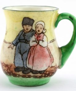 Dutch Jug Miniature 2 - Royal Doulton Seriesware