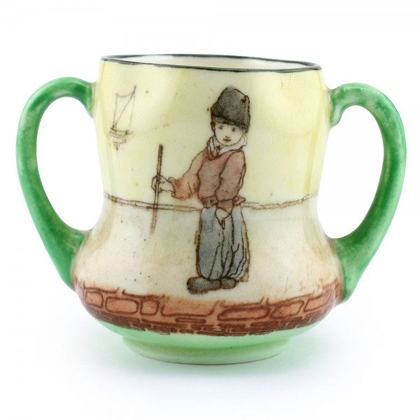 Dutch Vase (Mini, Double Handled) - Royal Doulton Seriesware