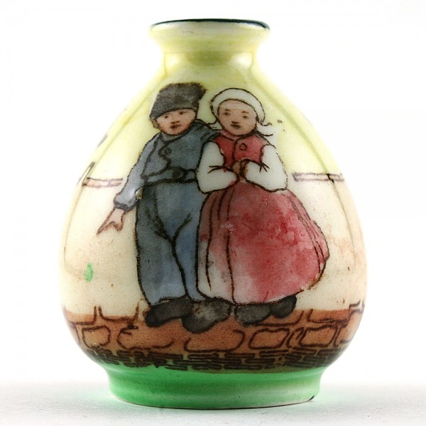 Dutch Vase Mini Globular 2H - Royal Doulton Seriesware