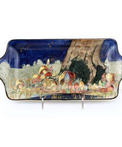 Gnomes Sandwich Tray - Royal Doulton Seriesware