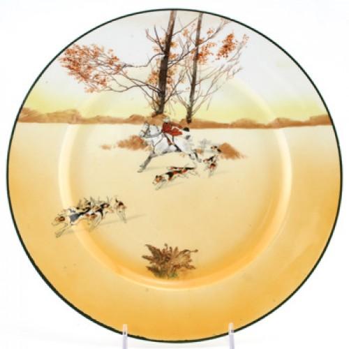 Hunting Plate - Royal Doulton Seriesware