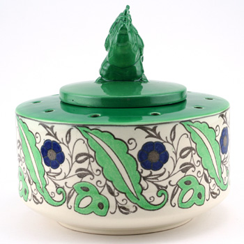 Incense Burner Lidded Large - Royal Doulton Seriesware