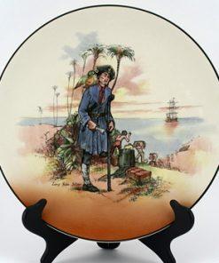 Long John Silver Charger - Royal Doulton Seriesware