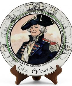 Professional, Admiral Plate - Royal Doulton Seriesware