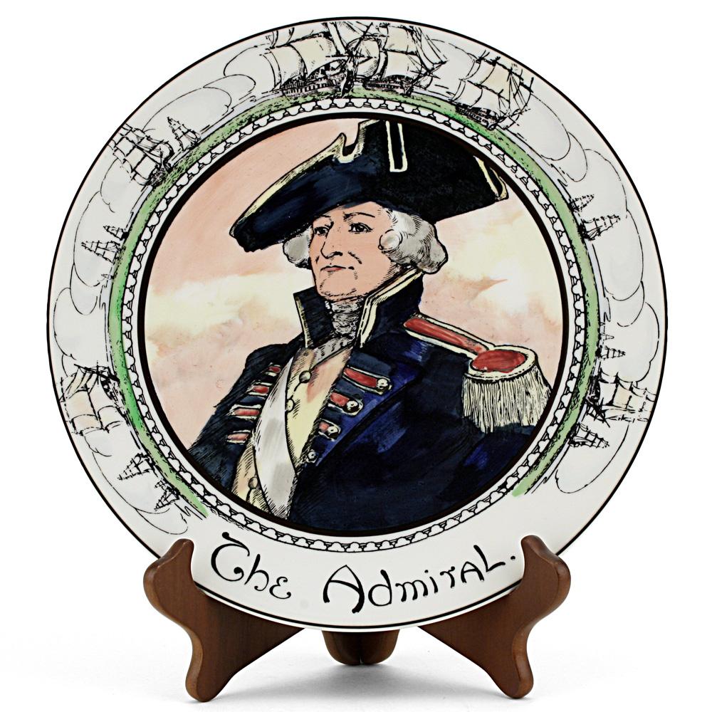 Professional, Admiral Plate - Royal Doulton Seriesware