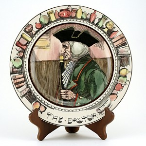 Professional Doctor Plate - Royal Doulton Seriesware