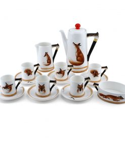 Reynard the Fox Set - Royal Doulton Seriesware