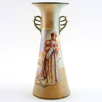 Shakespeare Katherine Vase - Royal Doulton Seriesware