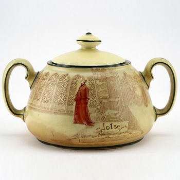 Shakespeare Wolsey Sugar Bowl - Royal Doulton Seriesware