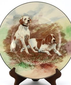 Two Pointers Plate - Royal Doulton Seriesware