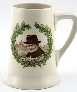 Winston Churchill Tankard - Royal Doulton Seriesware