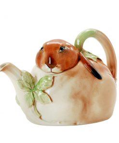 Bunnykins Teapot   - Royal Doulton Seriesware