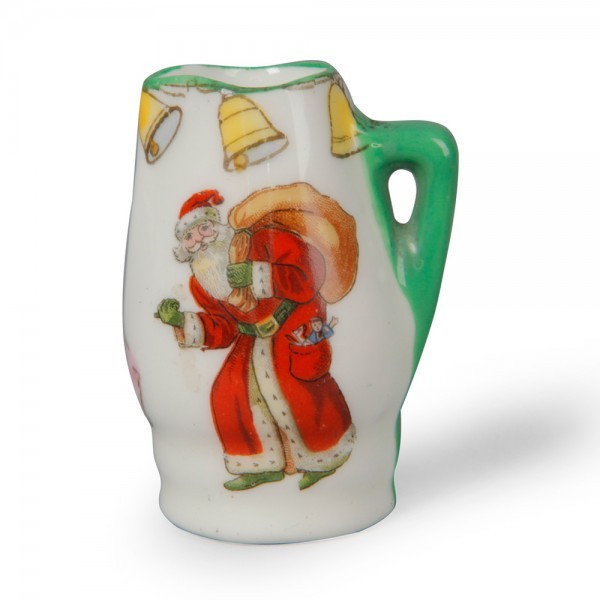 Christmas Mini Pitcher 2 - Royal Doulton Seriesware