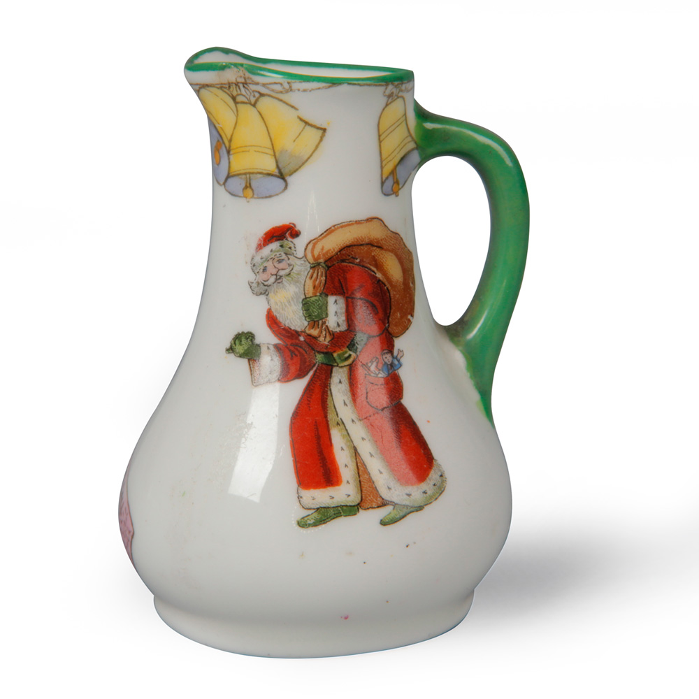 Christmas Mini Pitcher 2_5H - Royal Doulton Seriesware