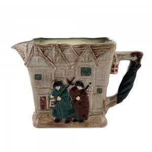 Dickens Old London Pitcher - Royal Doulton Seriesware