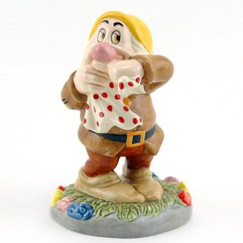 Aa Aa Achooo SW29 - Royal Doultoun Storybook Figurine