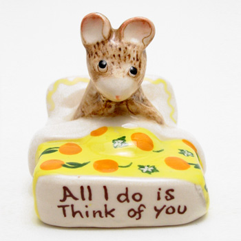 All I Do Is Think of You - Royal Doultoun Storybook Figurine