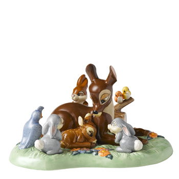Bambi Prince of the Forest BAM4 - Royal Doultoun Storybook Figurine