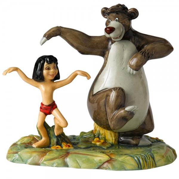 Bear Necessities DM6 - Royal Doultoun Storybook Figurine