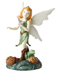Beck DF6 - Royal Doultoun Storybook Figurine