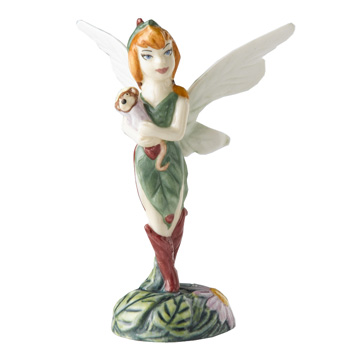 Beck (Mini) DF13 - Royal Doultoun Storybook Figurine