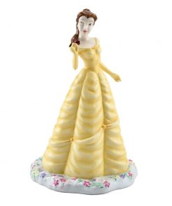 Belle - A Tale of Love as Old as Time DP3 - Royal Doultoun Storybook Figurine